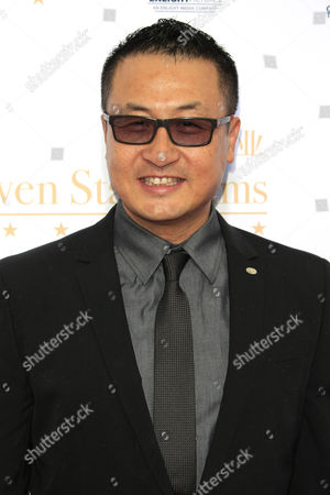 Mr E Ceo of Tcl at the 88th Birthday of Tcl Chinese Theater Imax and Hand and Footprint Ceremony For Justin Lin Zhao Wei and Huang Xiaoming at Tcl Chinese Theater in Hollywood California Usa 03 June 2015 United States Hollywood