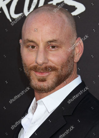 Stock Picture of Norwegian Actor Aksel Hennie Arrives For the Premiere of 'Hercules' at the Tcl Chinese Theatre in Hollywood California Usa 23 July 2014 the Movie Will Be Released in Us Theaters on 25 July United States Hollywood