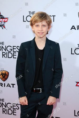 Stock Picture of Us Actor/cast Member Floyd Herrington Arrives at the Premiere of 'The Longest Ride' at Tcl Chinese Theater in Hollywood Los Angeles California Usa 06 April 2015 the Movie Will Be Released on Us Theaters on 10 April United States Los Angeles