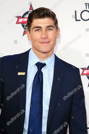 Stock Photo of Us Actor/cast Member Brett Edwards Arrives at the Premiere of 'The Longest Ride' at Tcl Chinese Theater in Hollywood Los Angeles California Usa 06 April 2015 the Movie Will Be Released on Us Theaters on 10 April United States Los Angeles