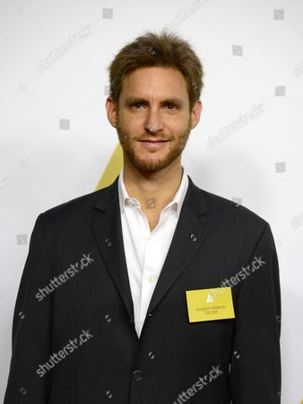 Argentinian Director Damian Szifron Arrives For the Oscar Nominees Luncheon at the Beverly Hilton in Beverly Hills California Usa 02 February 2015 Szifron's Film 'Wild Tales' is Nominated For Best Foreign Language Film United States Beverly Hills