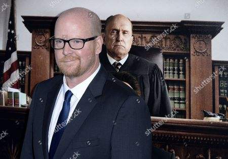 Editorial picture of Usa Cinema the Judge - Oct 2014