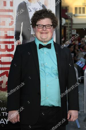 Us Actor and Cast Member Jesse Heiman Arrives For the World Premiere of 'Neighbors' at the Regency Village Theater in Westwood California Usa 28 April 2014 the Movie Opens in Theaters 09 May 2014 United States Los Angeles