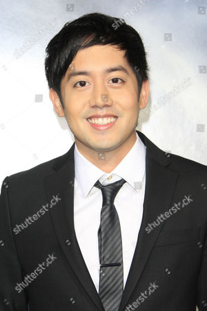 Us Actor and Cast Member Allen Evangelista Arrives For the Los Angeles Premiere of Paramount Pictures' 'Project Almanac' at Tcl Chinese Theater in Hollywood Los Angeles California Usa 27 January 2015 the Show Airs in the Us on 30 January 2015 United States Los Angeles