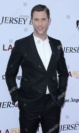 Us Actor and Cast Member Michael Lomenda Arrives For the Los Angeles Film Festival Premiere of 'Jersey Boys' in Los Angeles California Usa 19 June 2014 United States Los Angeles
