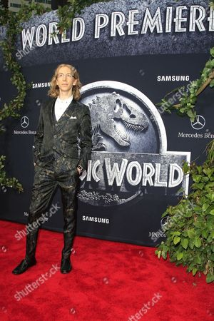 Stock Image of Us Actor/cast Member Colby Boothman-shepard Arrives For the World Premiere of 'Jurassic World' at the Dolby Theatre and Tcl Chinese Theatre Imax in Hollywood Los Angeles California Usa 09 June 2015 the Movie Opens in the Us on 12 June 2015 United States Los Angeles