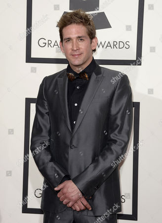 Us Actor Eric Szmanda Arrives For the 56th Annual Grammy Awards Held at the Staples Center in Los Angeles California Usa 26 January 2014 United States Los Angeles