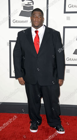Us Producer and Musician Salaam Remi Arrives For the 56th Annual Grammy Awards Held at the Staples Center in Los Angeles California Usa 26 January 2014 United States Los Angeles
