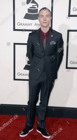 Us Dj Skee Arrives For the 56th Annual Grammy Awards Held at the Staples Center in Los Angeles California Usa 26 January 2014 United States Los Angeles