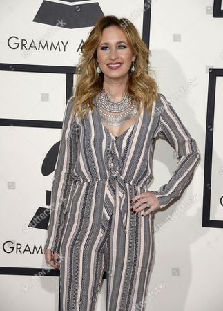 Us Country Singer-songwriter Jessica 'Jessi' Alexander Arrives For the 56th Annual Grammy Awards Held at the Staples Center in Los Angeles California Usa 26 January 2014 United States Los Angeles