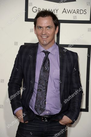 Stock Image of Us Singer Jimmy Yeary Arrives For the 56th Annual Grammy Awards Held at the Staples Center in Los Angeles California Usa 26 January 2014 United States Los Angeles