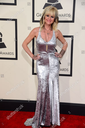 Us Musician Mindi Abair Arrives For the 57th Annual Grammy Awards Held at the Staples Center in Los Angeles California Usa 08 February 2015 United States Los Angeles