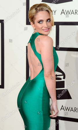 Cara Quici Arrives For the 57th Annual Grammy Awards Held at the Staples Center in Los Angeles California Usa 08 February 2015 United States Los Angeles
