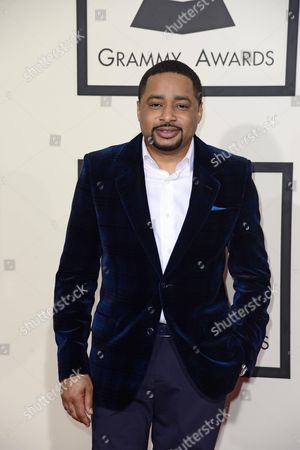 Smokie Norful Arrives For the 57th Annual Grammy Awards Held at the Staples Center in Los Angeles California Usa 08 February 2015 United States Los Angeles