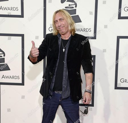 Stock Photo of Paul Nelson Arrives For the 57th Annual Grammy Awards Held at the Staples Center in Los Angeles California Usa 08 February 2015 United States Los Angeles