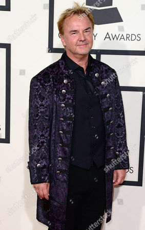 Peter Kater Arrives For the 57th Annual Grammy Awards Held at the Staples Center in Los Angeles California Usa 08 February 2015 United States Los Angeles