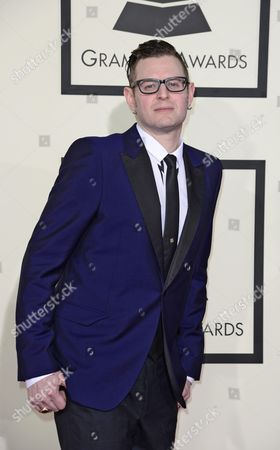 Kevin Kadish Arrives For the 57th Annual Grammy Awards Held at the Staples Center in Los Angeles California Usa 08 February 2015 United States Los Angeles