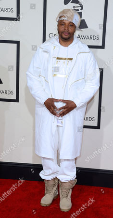 Malik Yusef Arrives For the 57th Annual Grammy Awards Held at the Staples Center in Los Angeles California Usa 08 February 2015 United States Los Angeles