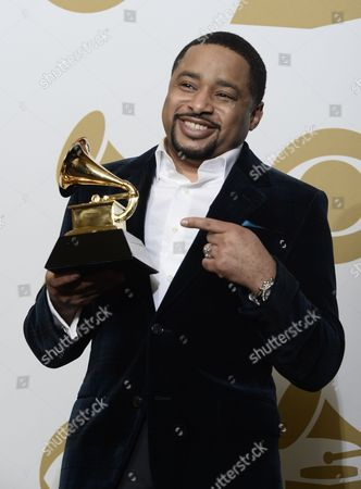 Smokie Norful Holds the Award For 'Best Gospel Performance/song' at the 57th Annual Grammy Awards Held at the Staples Center in Los Angeles California Usa 08 February 2015 Epa/paul Buck United States Los Angeles