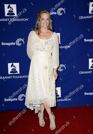 Us Actress Sylvia Jefferies Arrives For the 16th Annual Grammy Foundation Legacy Concert at the Wilshire Ebell Theatre in Los Angeles California Usa 23 January 2014 'A Song is Born' the Grammy Foundation Legacy Concert Celebrates the History and Evolution of Songwriting United States Los Angeles