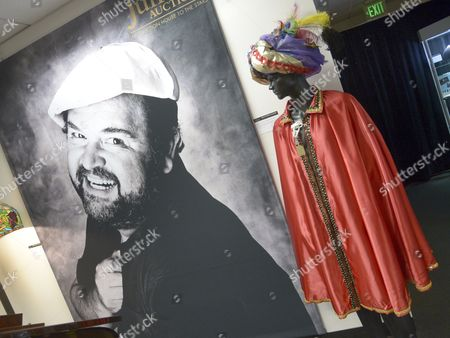 Stock Picture of A Costume That Us Actor Dom Deluise Wore As 'Dominick the Great' is on Display For the Hollywood Legends Auction at Julien's Auction in Beverly Hills California Usa 22 June 2015 Hundreds of Sought-after Items From Celebrities Such As Marilyn Monroe Barbra Streisand John Travolta and Princess Diana Will Be Auctioned From 26 to 27 June United States Beverly Hills
