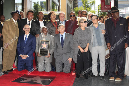 Editorial picture of Usa Hollywood Walk of Fame Star Ceremony - Feb 2015