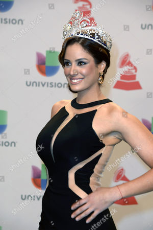 Puerto Rican Model Aleyda Ortiz Arrives at the 15th Annual Latin Grammy Awards at the Mgm Grand in Las Vegas Nevada Usa 20 November 2014 Latin Grammy Awards Recognize Artistic And/or Technical Achievement not Sales Figures Or Chart Positions and the Winners Are Determined by the Votes of Their Peers-the Qualified Voting Members of the Academy United States Las Vegas