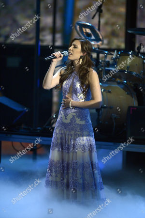 Singer Mariana Vega Performs Onstage During the 15th Annual Latin Grammy Awards at the Mgm Grand in Las Vegas Nevada Usa 20 November 2014 Latin Grammy Awards Recognize Artistic And/or Technical Achievement not Sales Figures Or Chart Positions and the Winners Are Determined by the Votes of Their Peers-the Qualified Voting Members of the Academy United States Las Vegas
