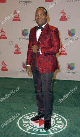 Dominican Actor Tony Dandrades Arrives at the 15th Annual Latin Grammy Awards at the Mgm Grand in Las Vegas Nevada Usa 20 November 2014 Latin Grammy Awards Recognize Artistic And/or Technical Achievement not Sales Figures Or Chart Positions and the Winners Are Determined by the Votes of Their Peers-the Qualified Voting Members of the Academy United States Las Vegas