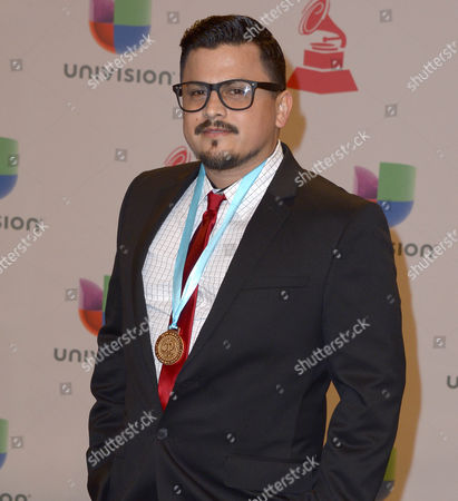 Ricky Luna Arrives at the 15th Annual Latin Grammy Awards at the Mgm Grand in Las Vegas Nevada Usa 20 November 2014 Latin Grammy Awards Recognize Artistic And/or Technical Achievement not Sales Figures Or Chart Positions and the Winners Are Determined by the Votes of Their Peers-the Qualified Voting Members of the Academy United States Las Vegas