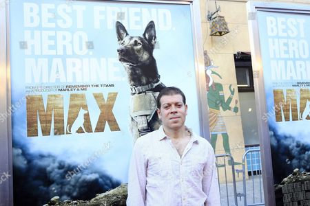 Us Director/writer Boaz Yakin Arrives For the Los Angeles Premiere of Warner Bros' Pictures and Metro-goldwyn-mayer Pictures 'Max' at the Egyptian Theatre in Hollywood Los Angeles California Usa 23 June 2015 the Movie Opens in the Usa on 26 June 2015 United States Los Angeles