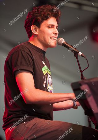 Tor Miller Performs at the 2014 Austin City Limits Music Festival at Zilker Park in Austin Texas Usa on 11 October 2014 United States Austin