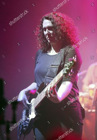 Alana Rocklin of the Us Band Sts9 Performs at the Murat Egyptian Room in Indianapolis Indiana Usa 09 October 2014 United States Indianapolis
