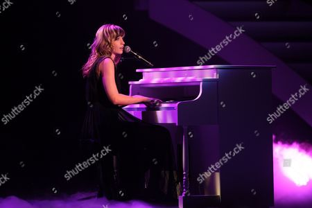 Cami Bradley Performs on Stage During the America's Got Talent Tour at the Murat Theater in Indianapolis Indiana Usa 03 November 2013 United States Indianapolis