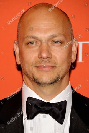 Businessman Tony Fadell of the Us Ceo and Founder of the Company Nest Arrives For the Annual Time 100 Gala at Federick P Rose Hall in New York New York Usa 29 April 2014 the Annual Event Celebrates the Magazine's Yearly Issue That Names 100 Highly Influential People From Various Disciplines United States New York