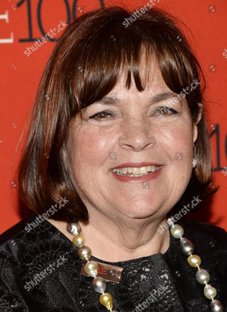 Us Author Ina Garten Arrives For the Time 100 Gala at Frederick P Rose Hall in New York New York Usa 21 April 2015 the Event is a Celebration of Time Magazine's Annual Issue Recognizing 100 of the World's Most Influential People United States New York