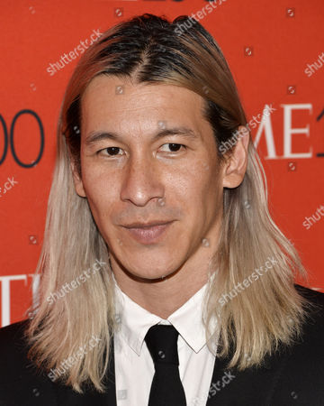 Founder of Kickstarter Perry Chen Arrives For the Time 100 Gala at Frederick P Rose Hall in New York New York Usa 21 April 2015 the Event is a Celebration of Time Magazine's Annual Issue Recognizing 100 of the World's Most Influential People United States New York