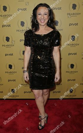 Executive Director of 'Latino Usa' and Official Recipient of the Peabody Award Maria Hinojosa Attends the 74th Annual Peabody Awards Ceremony at Cipriani Wall Street in New York New York Usa 31 May 2015 United States New York