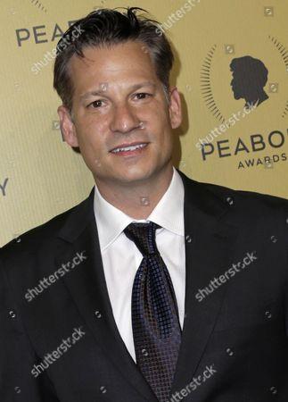 Editorial photo of Usa Peabody Awards - May 2015