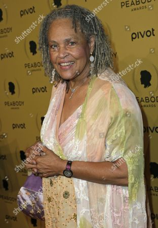 Us Journalist Charlayne Hunter-gault Attends the 74th Annual Peabody Awards Ceremony at Cipriani Wall Street in New York New York Usa 31 May 2015 United States New York