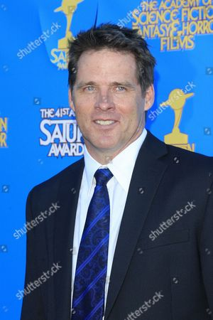 Us Actor Ben Browder Poses at the 41st Annual Saturn Awards at the Castaway in Burbank California Usa 25 June 2015 the Award is Presented by the Academy of Science Fiction Fantasy and Horror Films Since 1972 United States Burbank