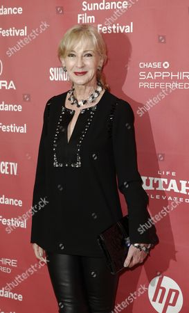 Us Actress Caroline Lagerfelt Arrives For the Premiere of 'I'll See You in My Dreams' During the 2015 Sundance Film Festival in Park City Utah Usa 27 January 2015 the Festival Runs From 22 January to 01 February United States Park City