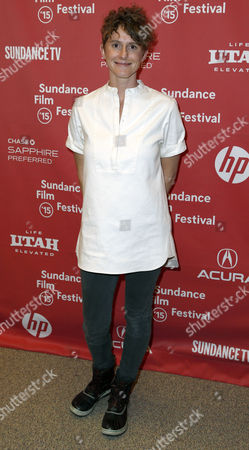 Us Writer Jerusha Hess Arrives For the Premiere of 'Don Verdean' at the 2015 Sundance Film Festival in Park City Utah Usa 28 January 2015 the Festival Runs From 22 January to 1 February 2015 United States Park City