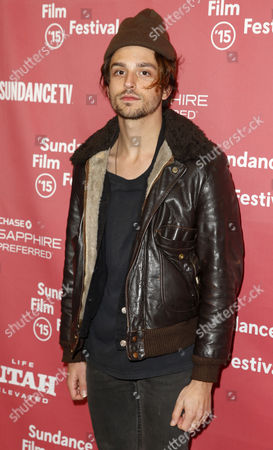 Us Actor and Cast Member Jacob Loeb Arrives For the Premiere of 'I Am Michael' at the 2015 Sundance Film Festival in Park City Utah Usa 29 January 2015 the Festival Runs From 22 January to 01 February 2015 United States Park City