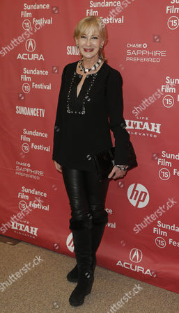 French Actress Caroline Lagerfelt Arrives For the Premier of 'I'll See You in My Dreams' at the 2015 Sundance Film Festival in Park City Utah Usa 27 January 2015 the Festival Runs From 22 January to 01 February 2015 United States Park City