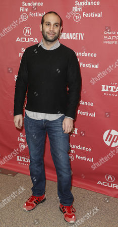 British Composer Ilan Eshkeri Arrives For the Premiere of 'Don Verdean' at the 2015 Sundance Film Festival in Park City Utah Usa 28 January 2015 the Festival Runs From 22 January to 1 February 2015 United States Park City