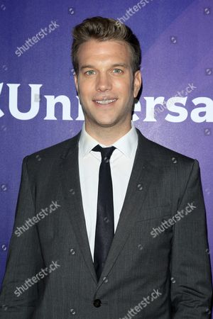 Us Comedian and Actor Anthony Jeselnik Arrives For the Nbcuniversal 2015 Summer Press Tour at the Beverly Hilton in Beverly Hills California Usa 13 August 2015 the Biannual Summer Press Tour Event is Held by the Us Television Critics Association and is where Each Us Tv Network Introduces Their New Shows United States Los Angeles