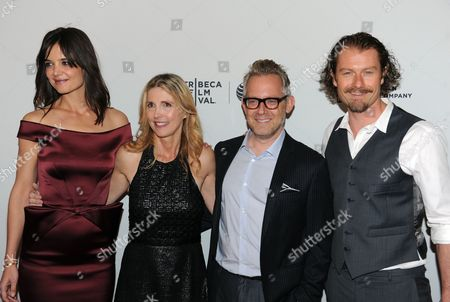 Editorial photo of Usa Tribeca Film Festival - Apr 2014