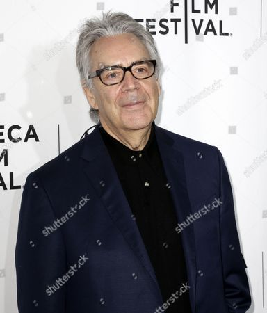 Canadian Composer Howard Shore Attends the Opening Night Premiere of 'Live From New York!' During the 2015 Tribeca Film Festival at the Beacon Theatre in New York New York Usa 15 April 2015 the Tribeca Film Festival Runs From 15 to 26 April 2015 United States New York