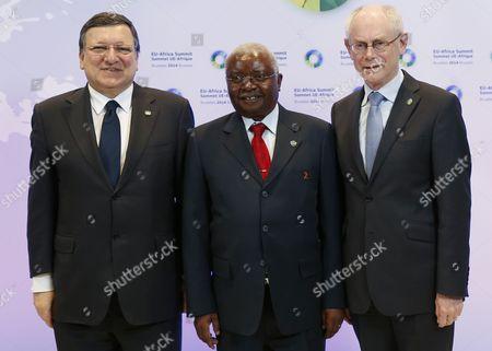 Editorial photo of Belgium Eu Africa Summit - Apr 2014